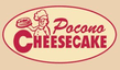 Pocono Cheesecake Factory Logo